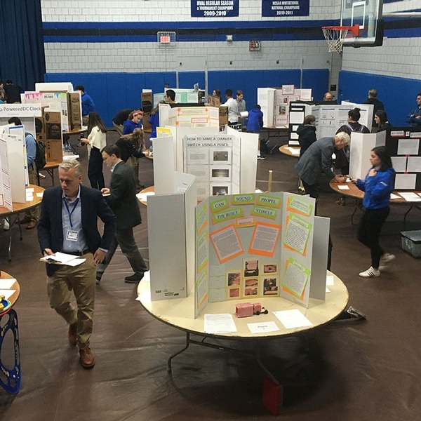 CHS CT Science Fair Results Image