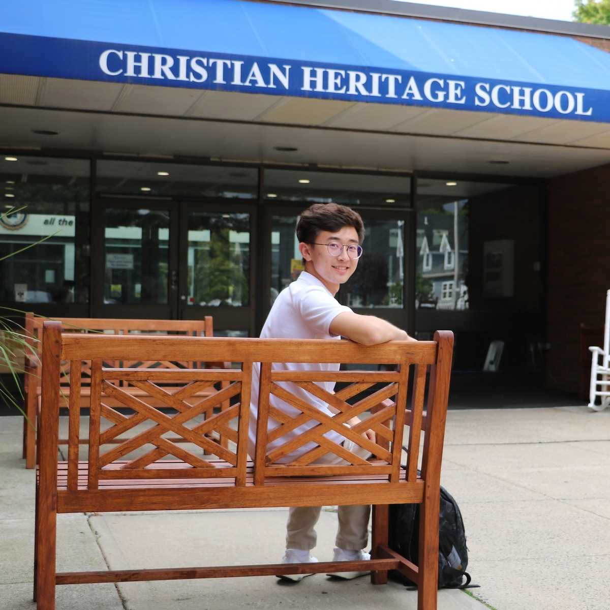 CHS senior William Liang awarded 2020 National Merit Scholarship Image