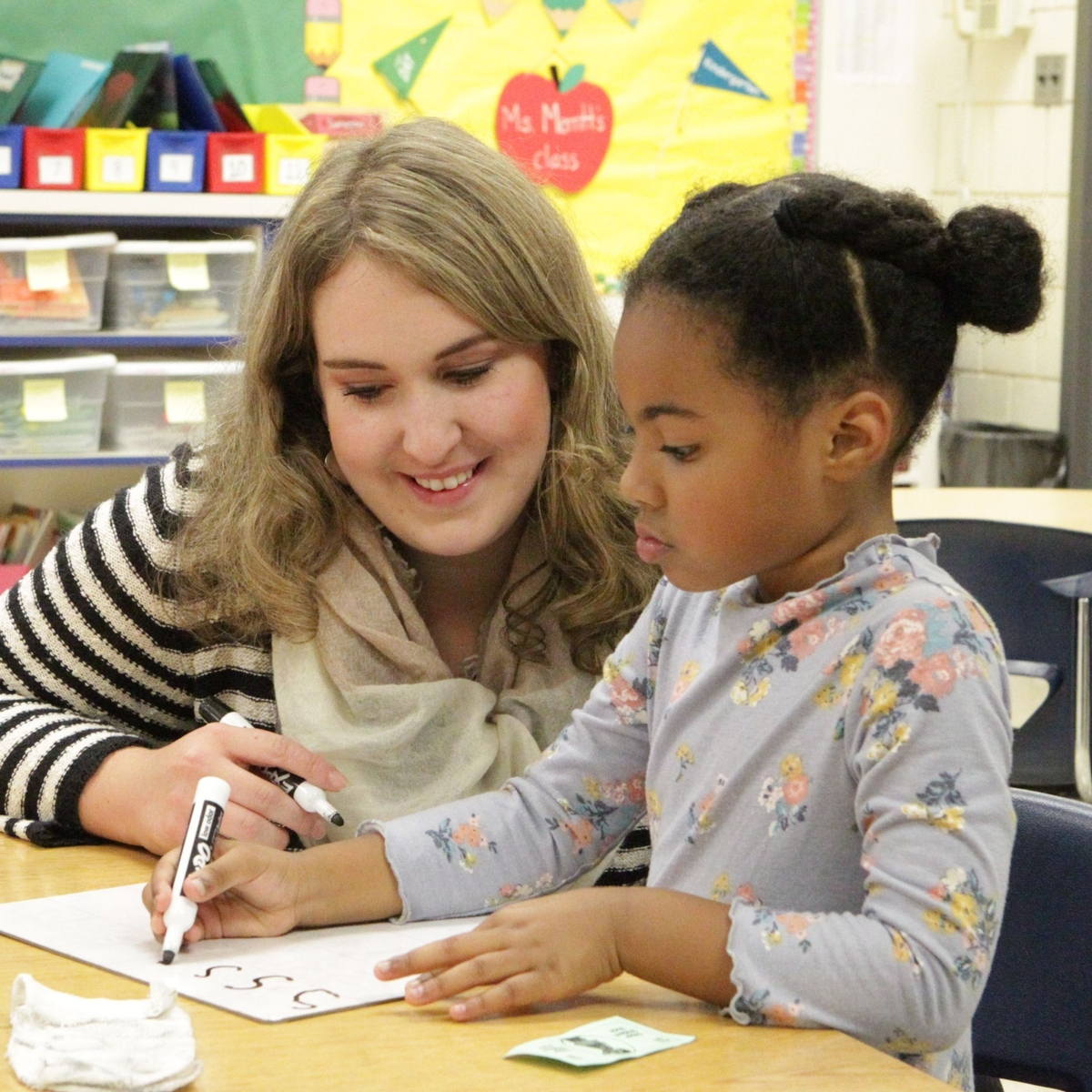 Teacher Feature: Emily Merritt Image